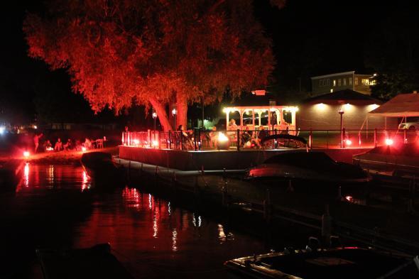 Circle of Fire at Keuka Lakeside Inn