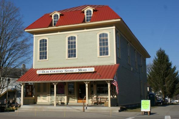 Olde Country Store and More - 1849