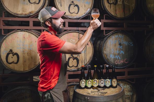 Cider Creek Hard Cider Kevin Collins