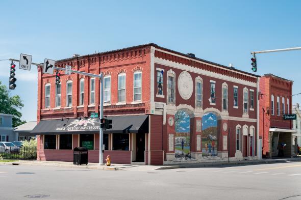 Brick House Brewery Exterior