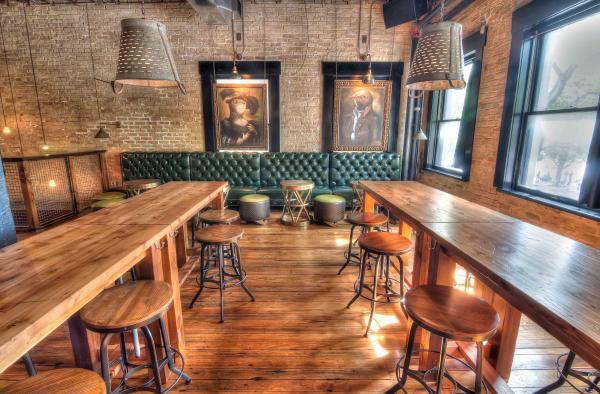 Interior Lounge of Swifts Attic