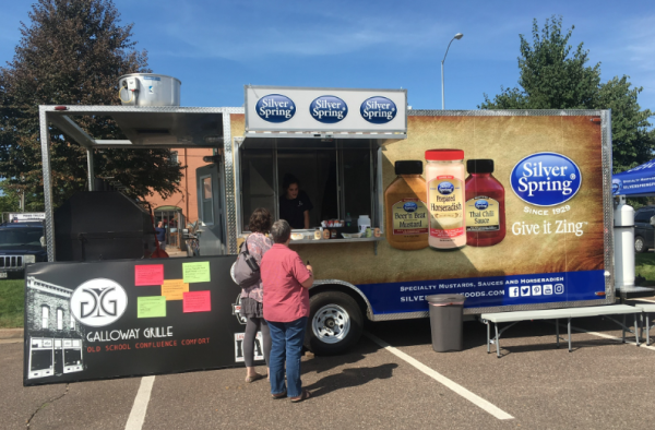 silver spring food truck