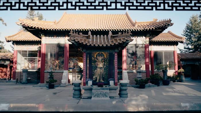 International Buddhist Temple