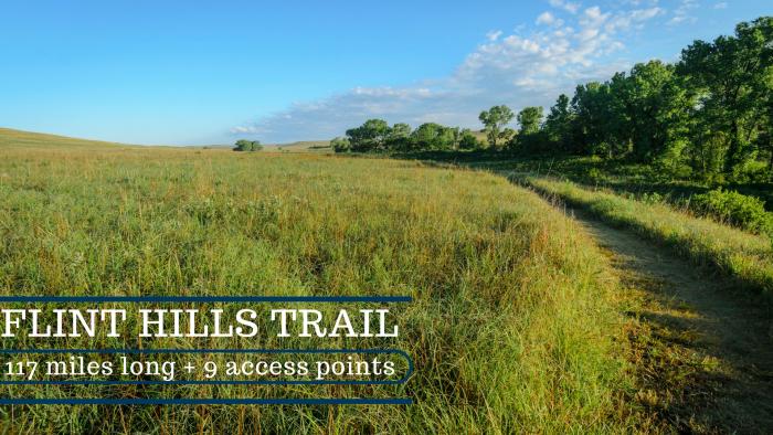 Flint hills trail