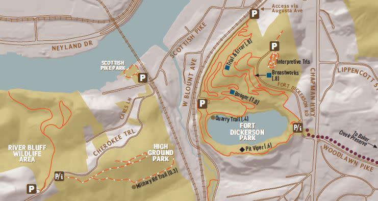 Battlefield Loop Map New