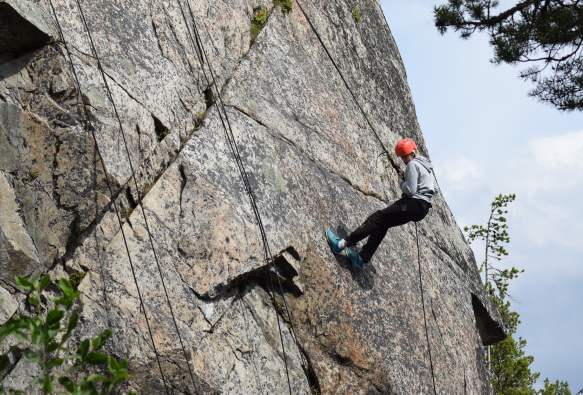 Abseilen Ohne Klettergurt : Klettern in norwegen indoor & outdoor bouldern bergsteigen