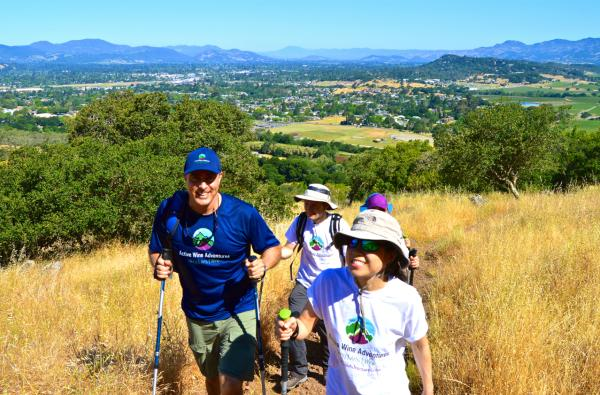 Active Wine Adventures Hiking Tour - Napa Valley