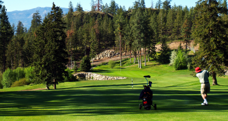 Golf in Kelowna