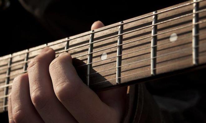 Cuesta Acoustic Guitar Concert featuring Mark Goldenberg, former lead guitarist for Jackson Browne