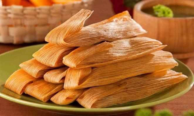 Authentic Tamale-Making Class