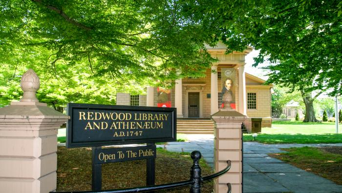 HB Redwood Library