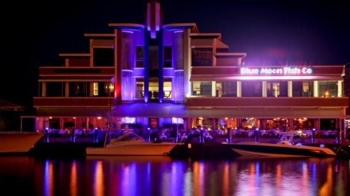 Blue Moon Fish Company Lauderdale By
