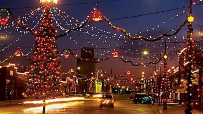 The Christmas Plains