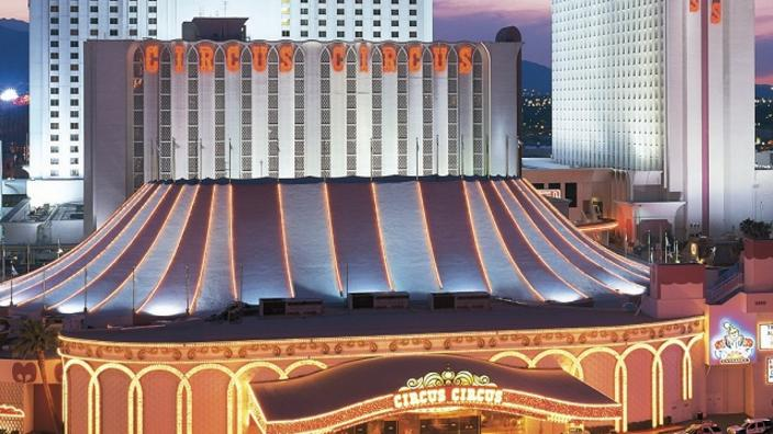 Circus Circus Hotel Casino And Theme Park Las Vegas Nv 89109