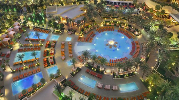 Red Rock Pool Las Vegas Nv 89135
