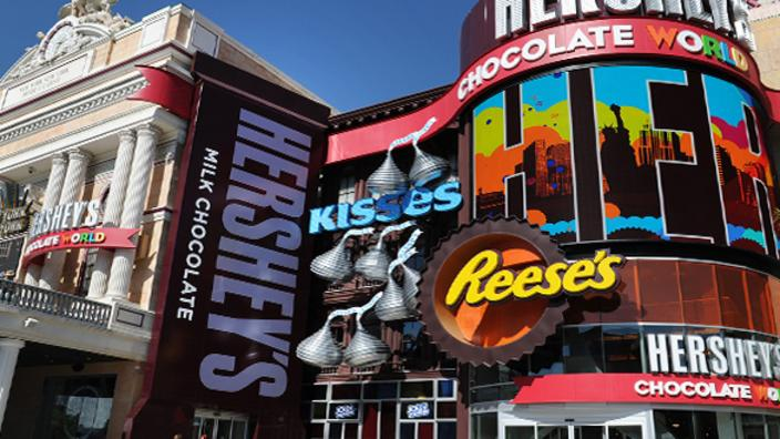 Hershey's Chocolate World Las Vegas | Las Vegas, NV 89109