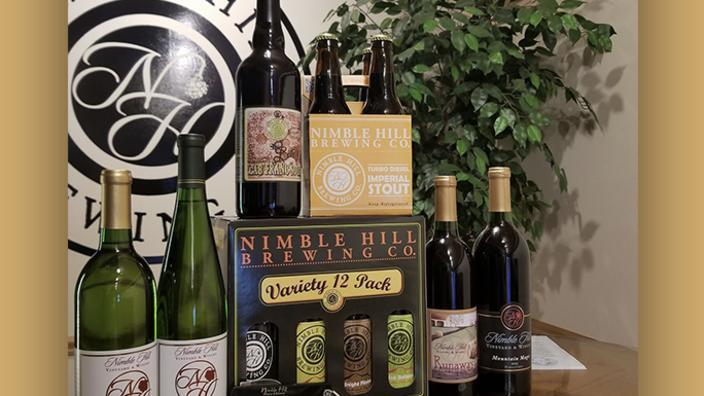 Nimble Hill Vineyard Winery Inc - Vineyard-by-pack-a-rack