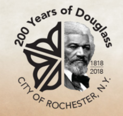 Frederick Douglass 200 Logo
