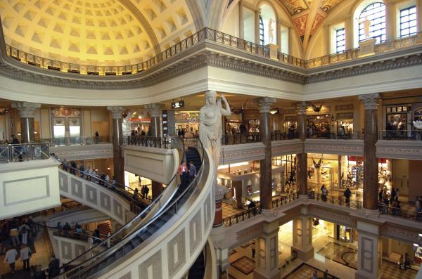 Forum Shops new