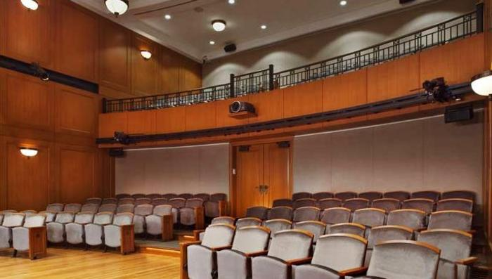 Lecture Hall at ©Pritzker Military Museum & Library