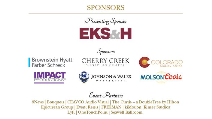 HOF Invite Sponsors