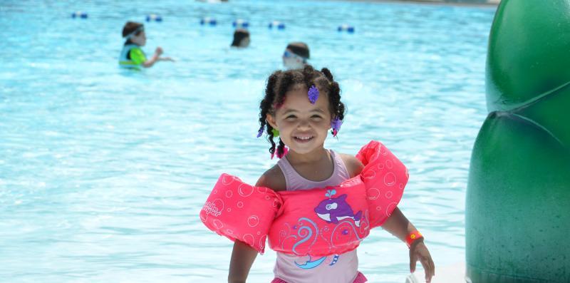 East Lansing Family Aquatic Center credit: City of East Lansing