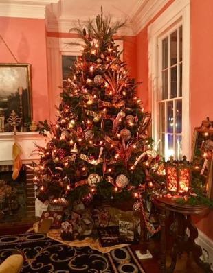 Poplar Grove Plantation Christmas Tree