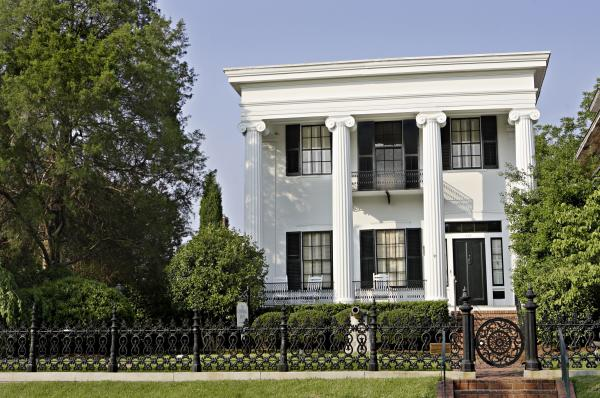 Macon, Georgia's Cannonball House