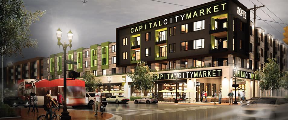 Cap City Market