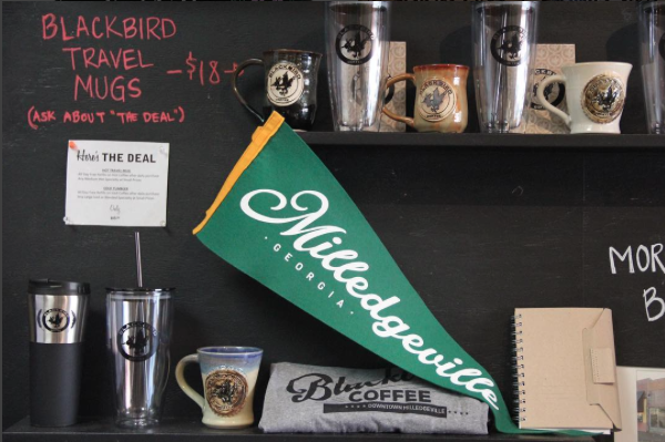Blackbird Coffee Gifts