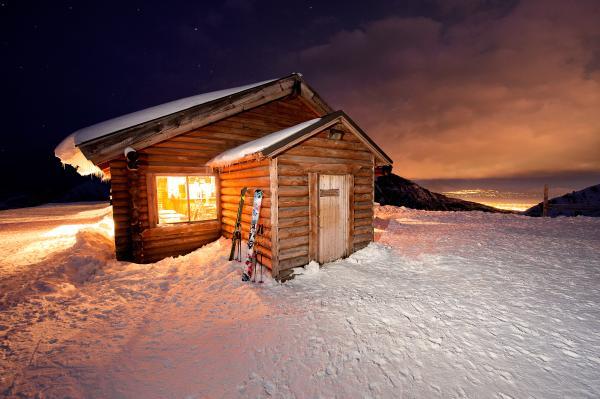 Bearclaw Cabin Sundance