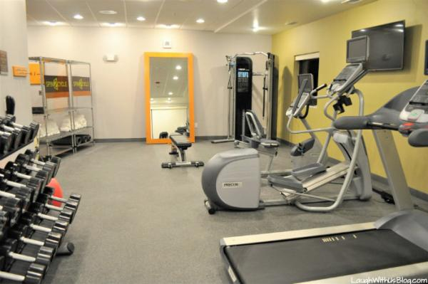 Home2 Suites Merrillville fitness