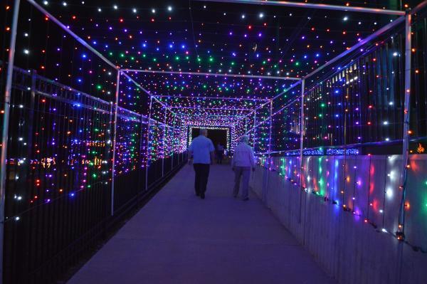 Sugar Land Holiday Lights at Constellation Field