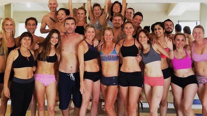Photo from Raja Yoga Academy Facebook