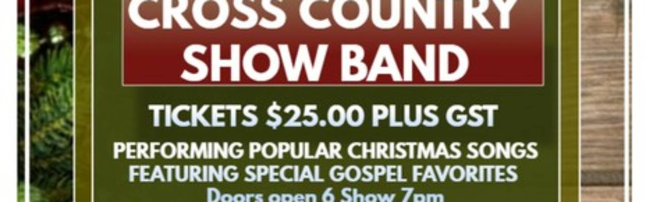 cross country show country christmas and gospel - Country Christmas Songs