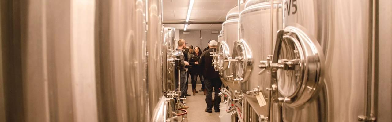 Saskatoon Brewery Tour