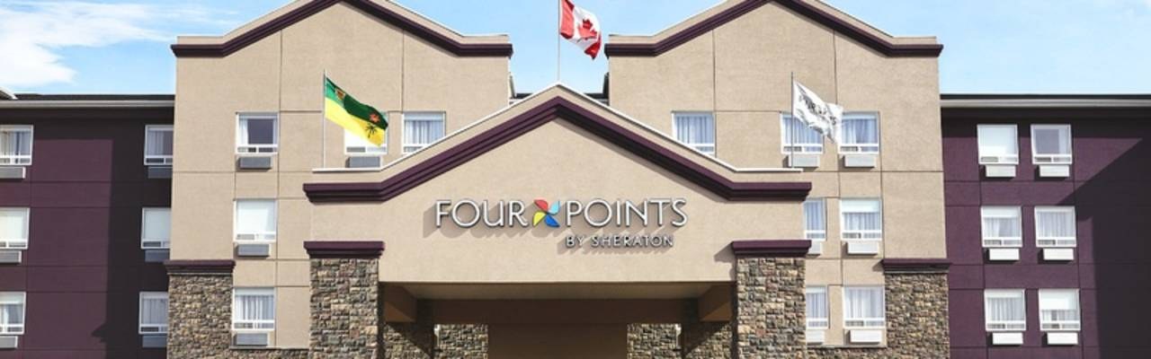 Exterior of the Four Points by Sheraton