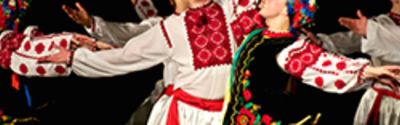Yevshan dancers