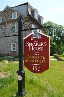 The Speaker's House - Trappe Historical Society