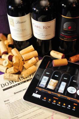Domaine Hudson Wine List