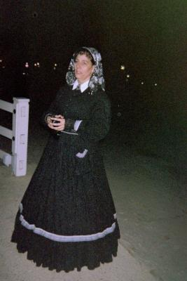 Old Sacramento Ghost Tour