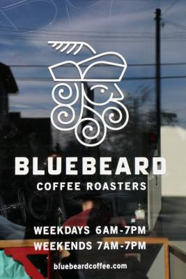 Bluebeard Coffee in Tacoma, Washington