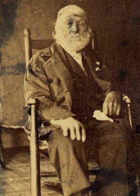 Adam Link was one of the last surviving Revolutionary War veterans.