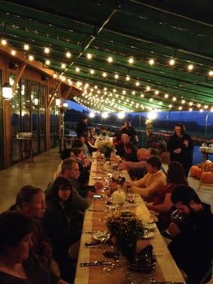 Annual Harvest Dinner
