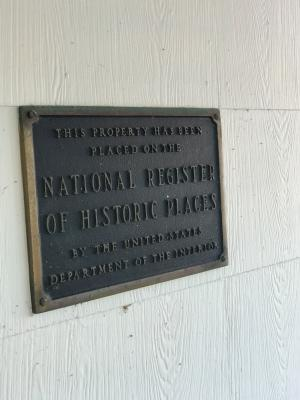 National Historic Registry Photo