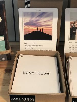 Traveler Blink Box