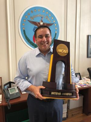 mayor ginther trophy
