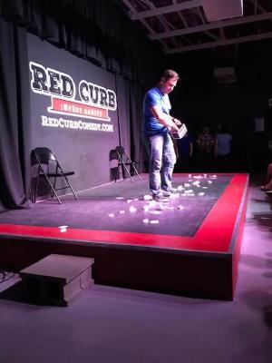 Will Pfaffenberger, Red Curb Comedy