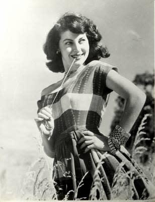 Ava Gardner young