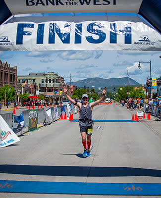 Steamboat Marathon Colorado